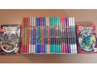 Beast Quest book collection, comprising of 28 books including 2 specials.