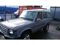 Land Rover Discovery II TDI
