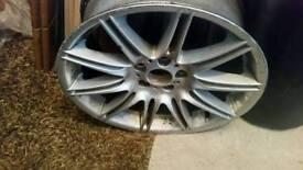 "BMW 19"" alloy"