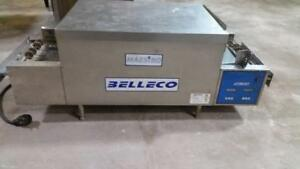 "Commercial Pizza Oven - Belleco Conveyor Oven - 18"" wide belt"