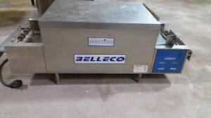 Commercial Pizza Oven - Belleco Conveyor Oven - 18 wide belt