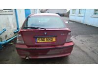 Spares or Repair BMW 318ti Compact 2002
