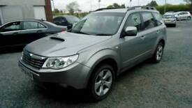 08 Subaru Forester 4AW Diesel 5 door Service History NICE CAR Can be seen anytime