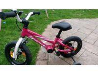 """Girls specialized 12"""" bike"""