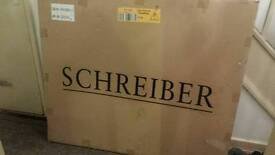 SCHREIBER MIRROR LARGE BRAND NEW SEALED WAS £200.00 TODAY OFFER £100