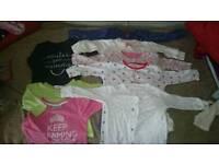 Next girls bundle 3-6 months