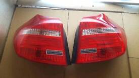 BMW 1 SERIES 2004-2011 REAR LIGHTS