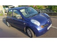 CHEAP 5 DOOR Nissan Micra 1.0 In Excellent Condition