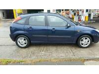Ford focus 04 drives great has 2 keys