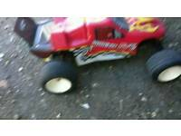 Thunder tiger rc buggy (spare or repair