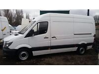 MERCEDES SPRINTER 2014 313CDI MWB EXCELLENT CONDITION IN /OUT, FULL SERVICE HISTORY, 1 PREV. OWNER