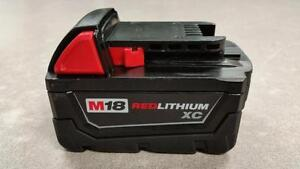 Milwaukee M18 RedLithium XC Li-Ion Battery