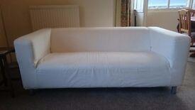 Klippan 3 seater sofa