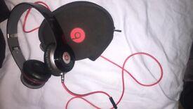 Solo HD beats headphones