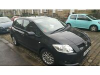 toyota auris immaculate inside and out fsh 3 previous owners d4d