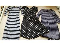 Maternity clothes Bundle (sizes 6-12)