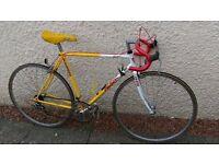 Vintage Falcon Road Bike