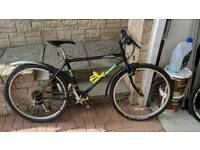 Bicycle with 21 Gears, New Saddle, Serviced