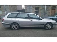 Peugeot Silver 406 2003 with tow bar!