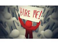 I need a job !