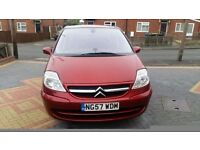 CITROEN C8 2.0 HDI 57 REG 7 SEATER WITH TOW BAR