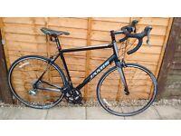 Nearly New Jamis Ventura Tiagra Gruoupset Road Bike for sale