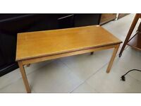 Real Wood Coffee Table in Good Condition