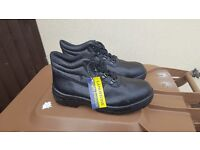 Mens Safety Boots Size 9