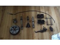 GSXR 750/1100 K/L 3 boxes of spares (look at other ads for more gsr1100 spares