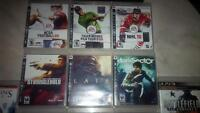 bunch of ps3 games 4 sale
