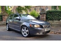 RARE 2004 VOLVO V50 2.5 T5 SE ESTATE 121000 MILES SERVICE HISTORY CAM BELT REPLACED