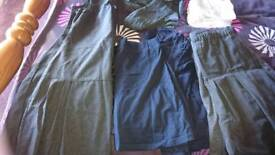 10-11 girls school uniform