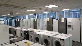 NEW EX-DISPLAY AND GRADED FRIDGES- AMERICAN FRIDGES - FREEZERS - APPLIANCES CHEAPEST IN LEICESTER