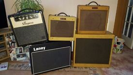 Amplifier clear out