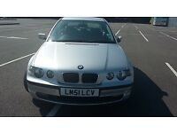 BMW 316TI SE COMPACT £995 OR NEAR OFFER
