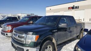 2014 Ford F-150 XLT  SUPERCREW 4WD EXCELLENT CONDITION
