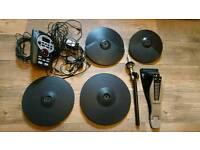 Roland TD11 plus cymbal set