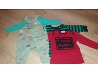 Baby boy bundle frim Next 3-6 months