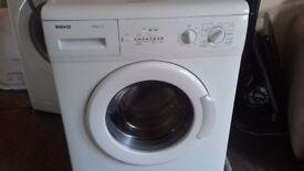 Beko washing machine can deliver