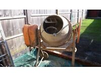Cement Mixer - Electric 220v