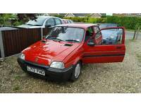 1993 Rover Metro Quest Edition 1.1L classic car