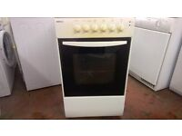 Beko 4 ring Electric Cooker for sale 50cm wide