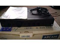 Arcam Alpha 7 Amp with box & manual
