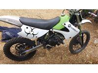 KX100 2001 superb !