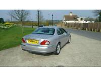 2005 jaguar x-type se 2.0 litre diesel