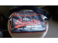 Superdry messenger bag unisex