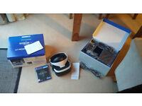 PSVR + Camera + Skyrim VR Bundle