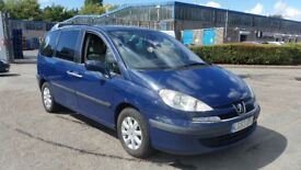 2003 (53 REG) Peugeot 807 2.0 HDi Executive 5dr FOR SALE £995, MOT till 18/02/2019