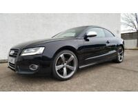 2009 AUDI A5 SPORT 170 TDI WITH AUDI RS5 BODY STYLING