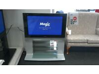 "Panasonic 39"" plasma TV with stand - British Heart Foundation"